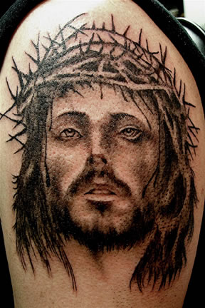 Christian Tattoos on We Want To See Your Christian Tattoos And Markings   Post  101